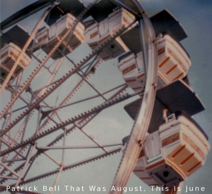 PATRICK BELL Tour Dates
