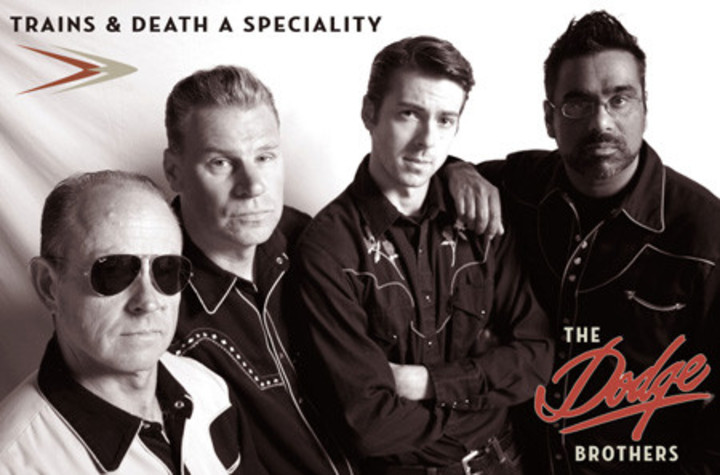 The Dodge Brothers @ The Borderline - London, United Kingdom