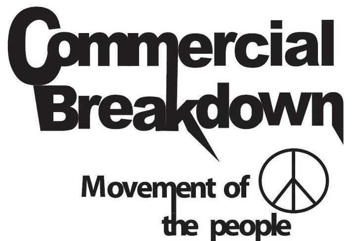 Commercial Breakdown Tour Dates