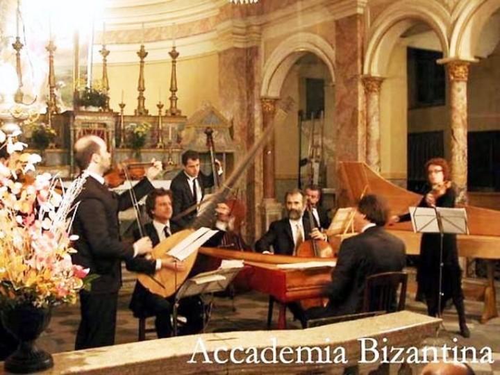Accademia Bizantina Tour Dates