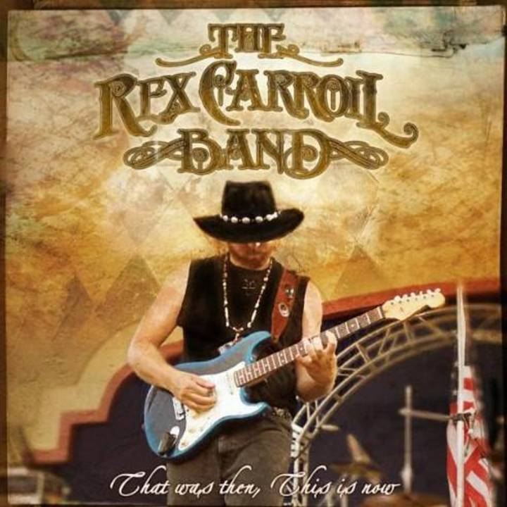 The Rex Carroll Band Tour Dates