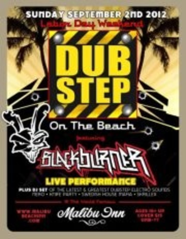 Blackburner (DUBSTEP) Tour Dates