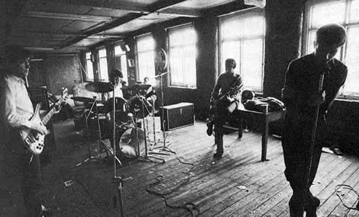 Joy Division Tour Dates