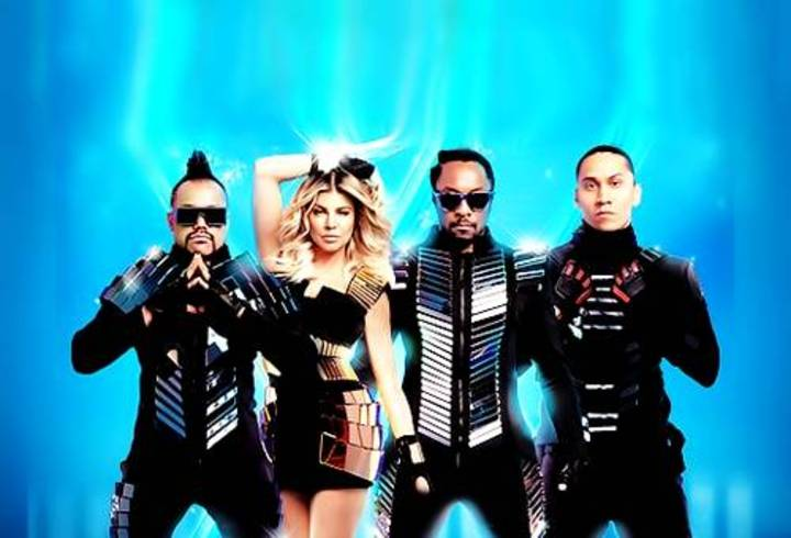 The Black Eyed Peas Tour Dates