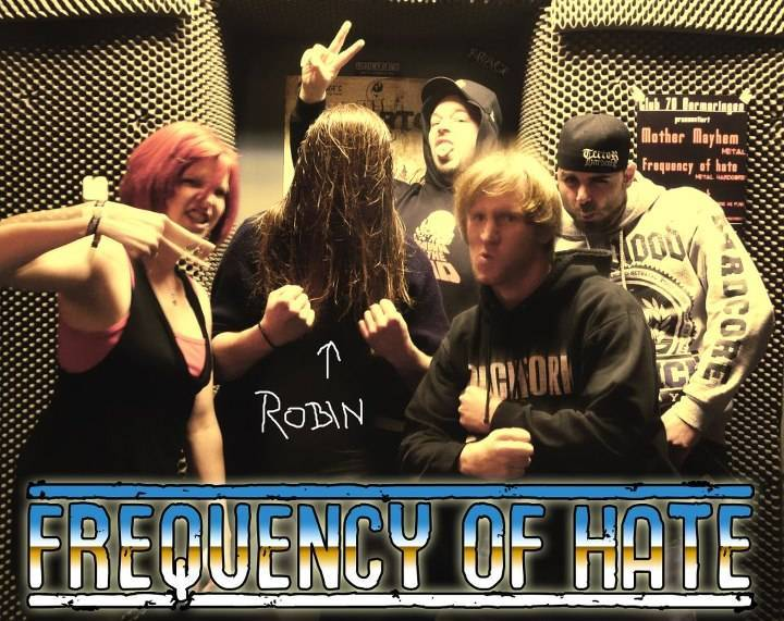 Frequency of Hate Tour Dates