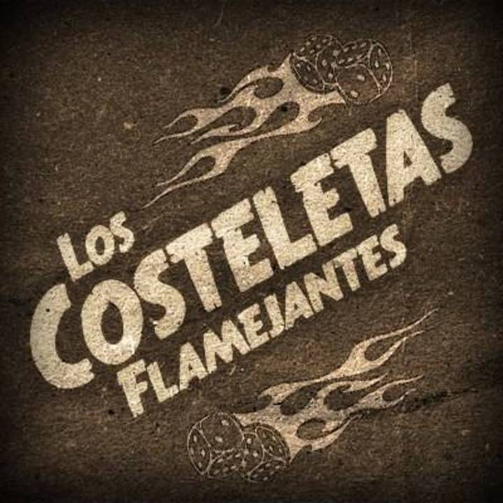Los Costeletas Flamejantes Tour Dates