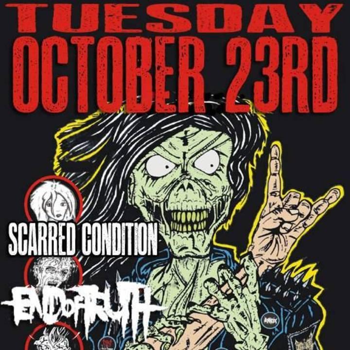Silent As The Grave Tour Dates
