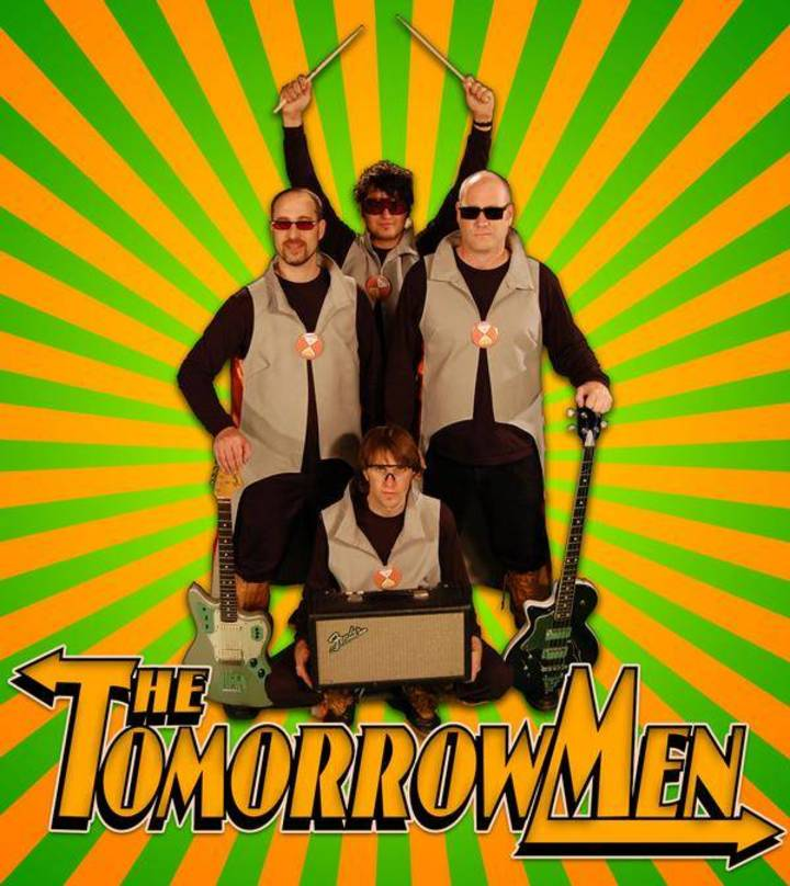 the Tomorrowmen Tour Dates