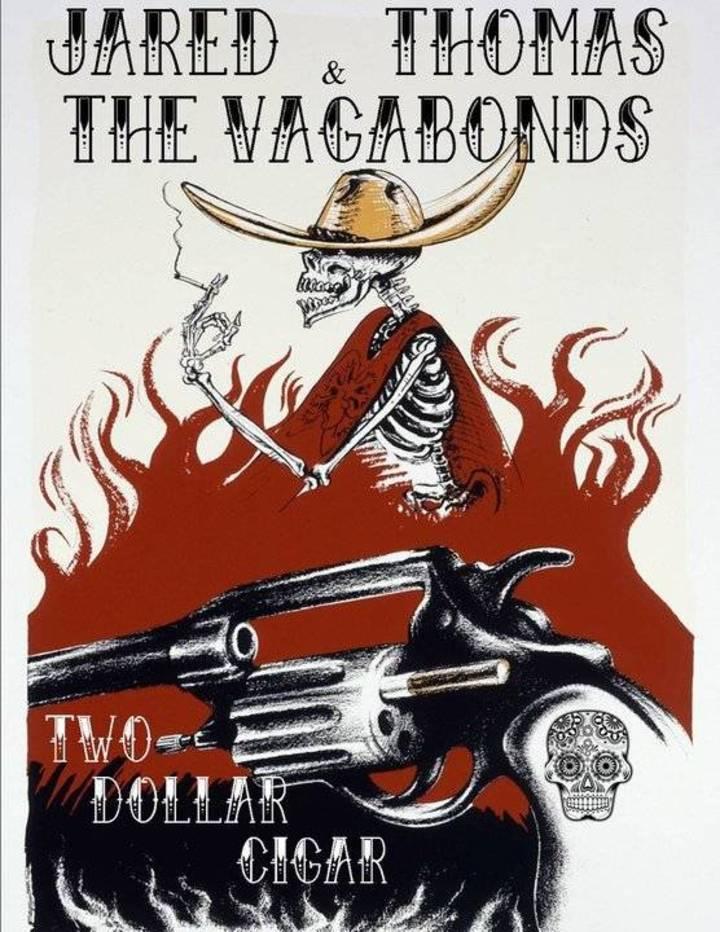 Jared Thomas & The Vagabonds Tour Dates