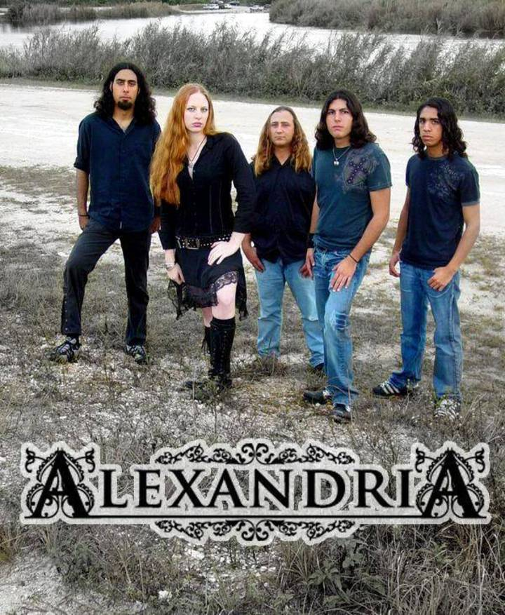 Alexandria Tour Dates