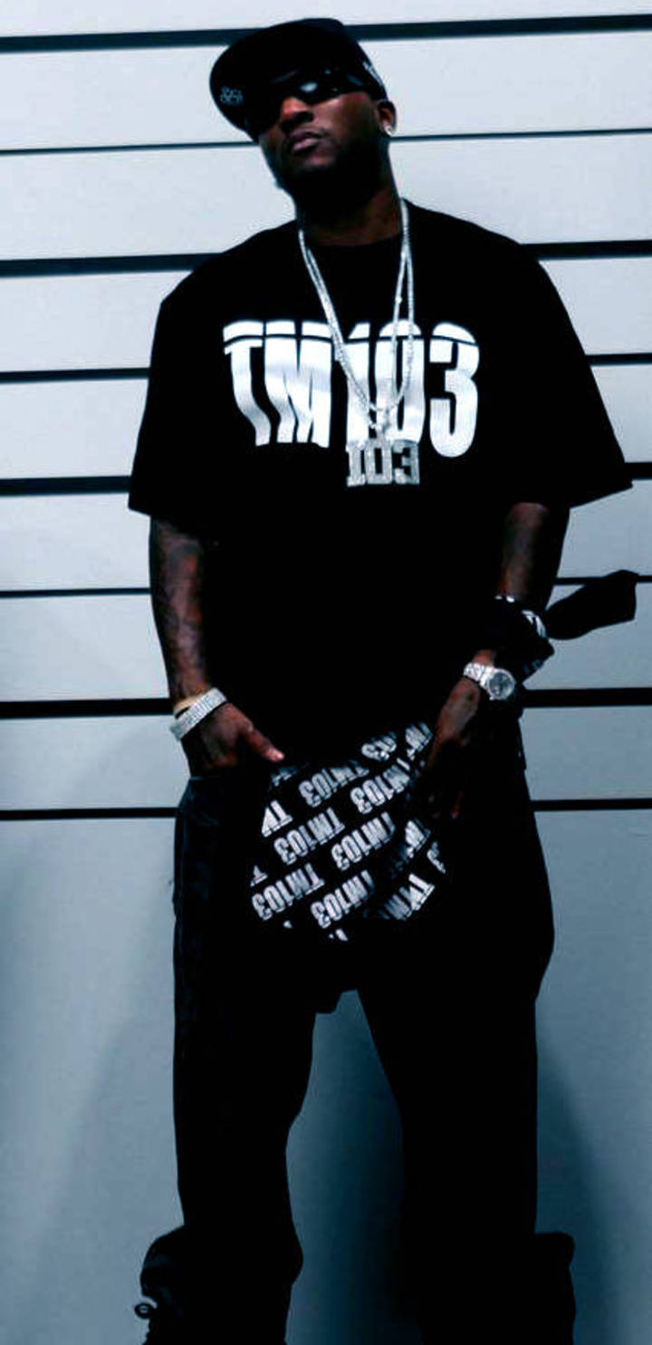 jeezy @ First Security Amphitheatre - Little Rock, AR