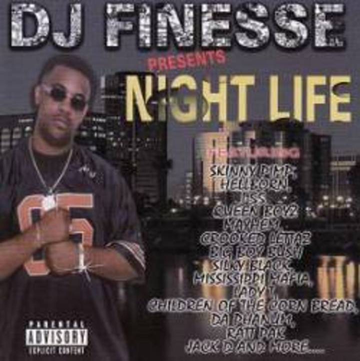 DJ FINESSE Tour Dates