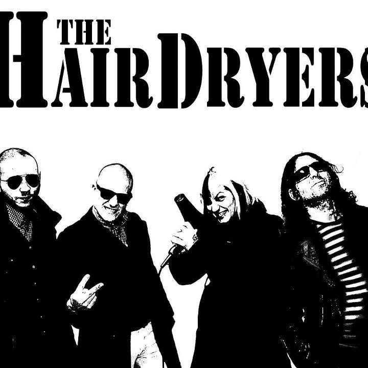 HairDryers Tour Dates