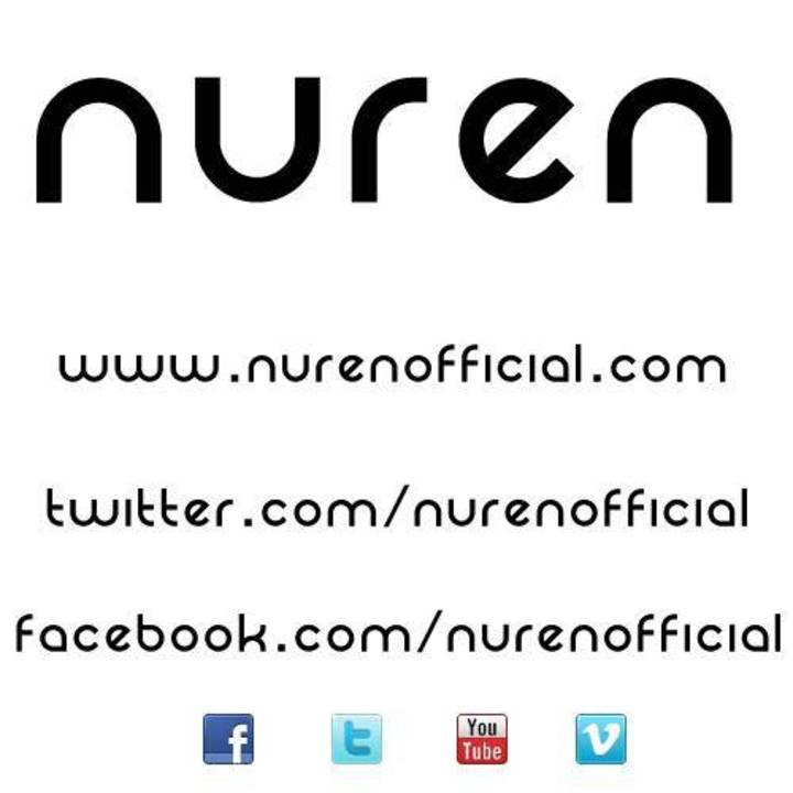 Nurenofficial Tour Dates