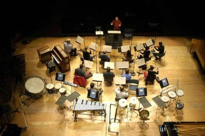 Ensemble InterContemporain @ AUDITORIUM - Lyon, France