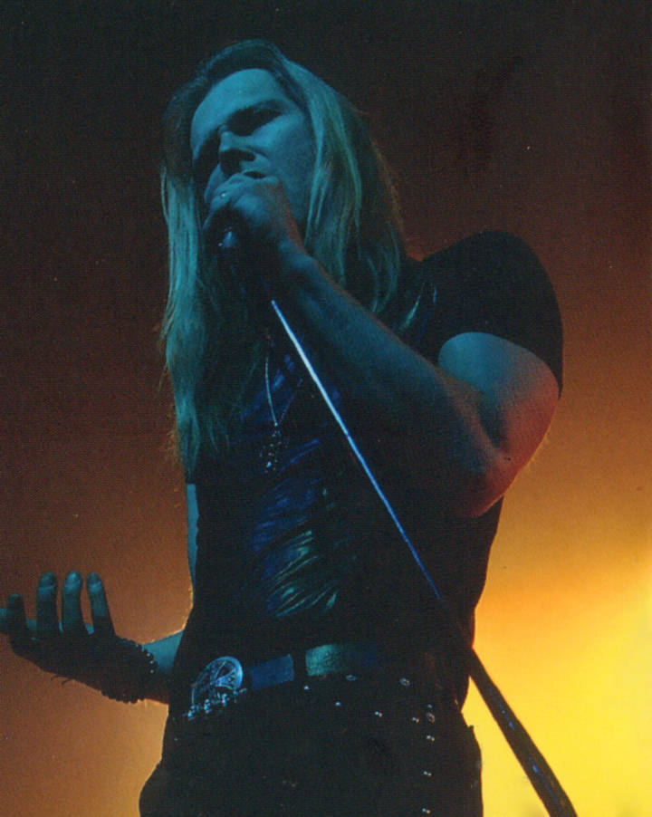JORN LANDE Tour Dates