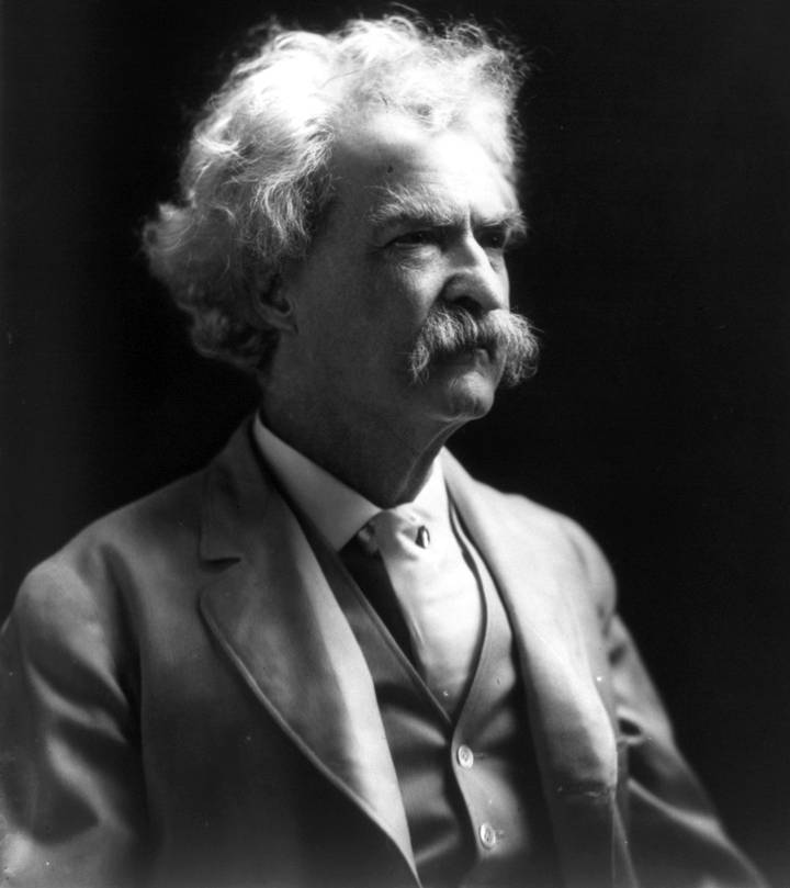 Mark Twain Tour Dates