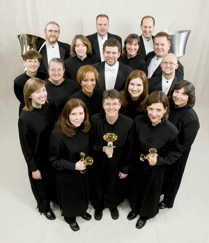 The Raleigh Ringers @ DUNN CENTER FOR THE PERFORMING ARTS - Rocky Mount, NC