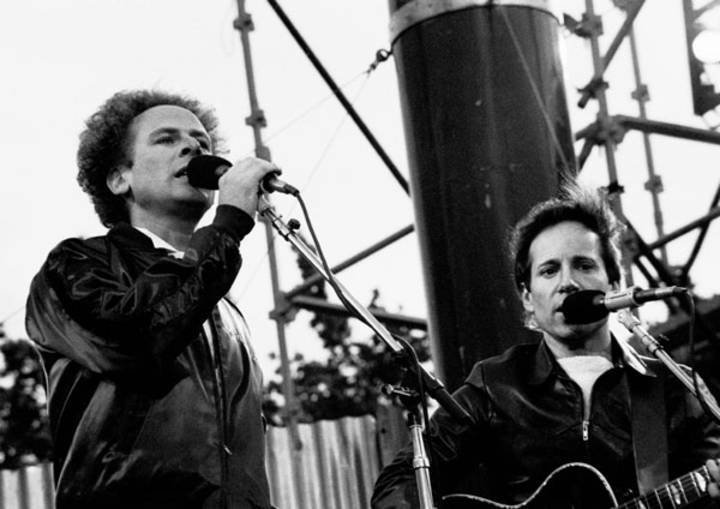 Simon & Garfunkel Tour Dates