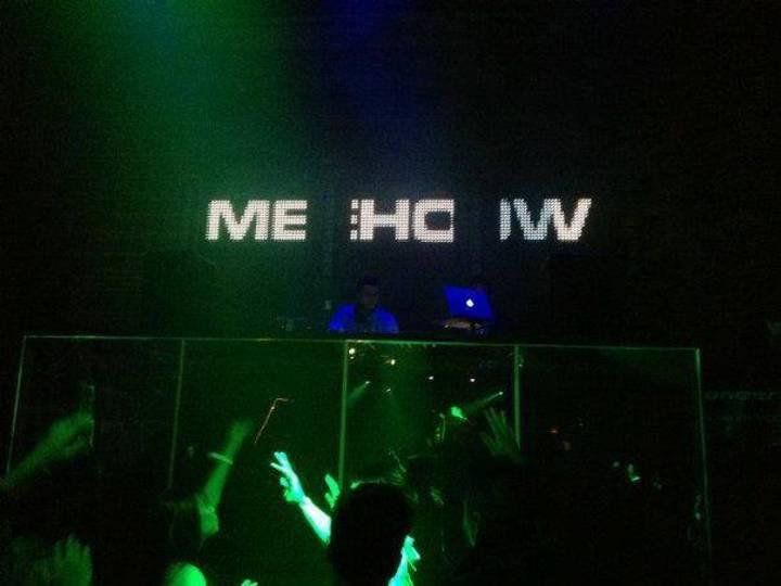 Mehow Mike AJ Tour Dates