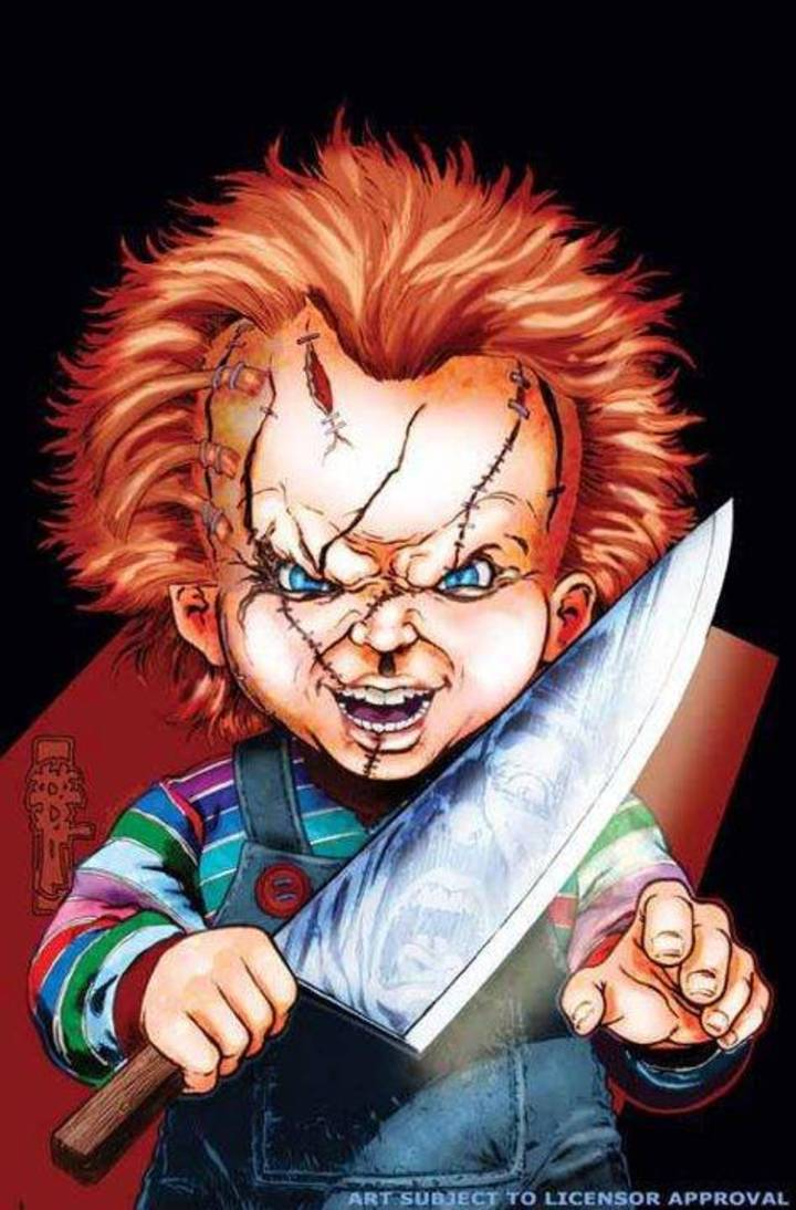 Chucky Of Blood Tour Dates