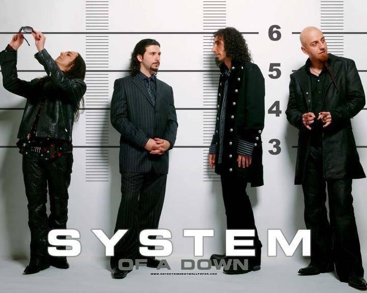 Fãs de System Of A Down Tour Dates