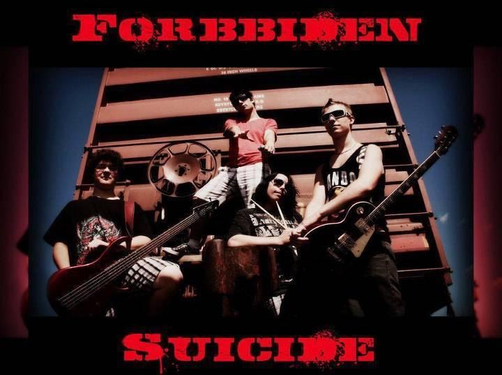 Forbbiden Suicide Tour Dates