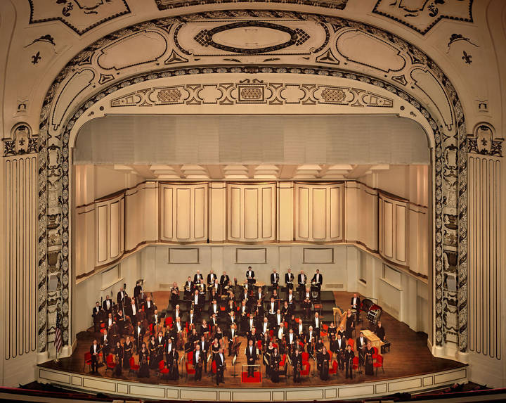 Saint Louis Symphony Orchestra Tour Dates