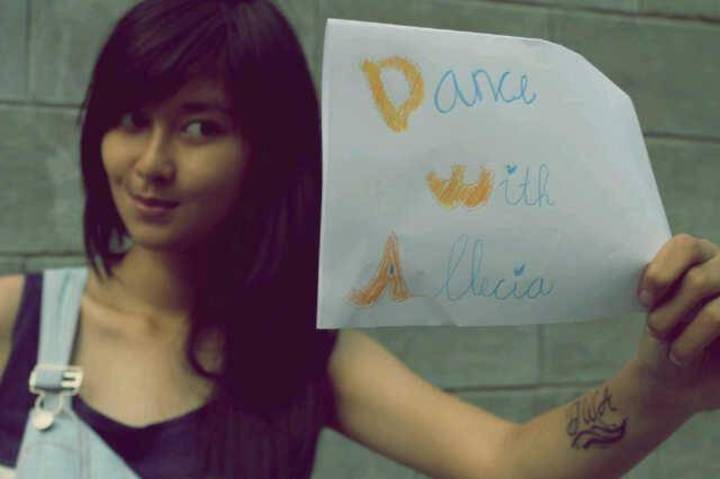 Dance with allecia Tour Dates