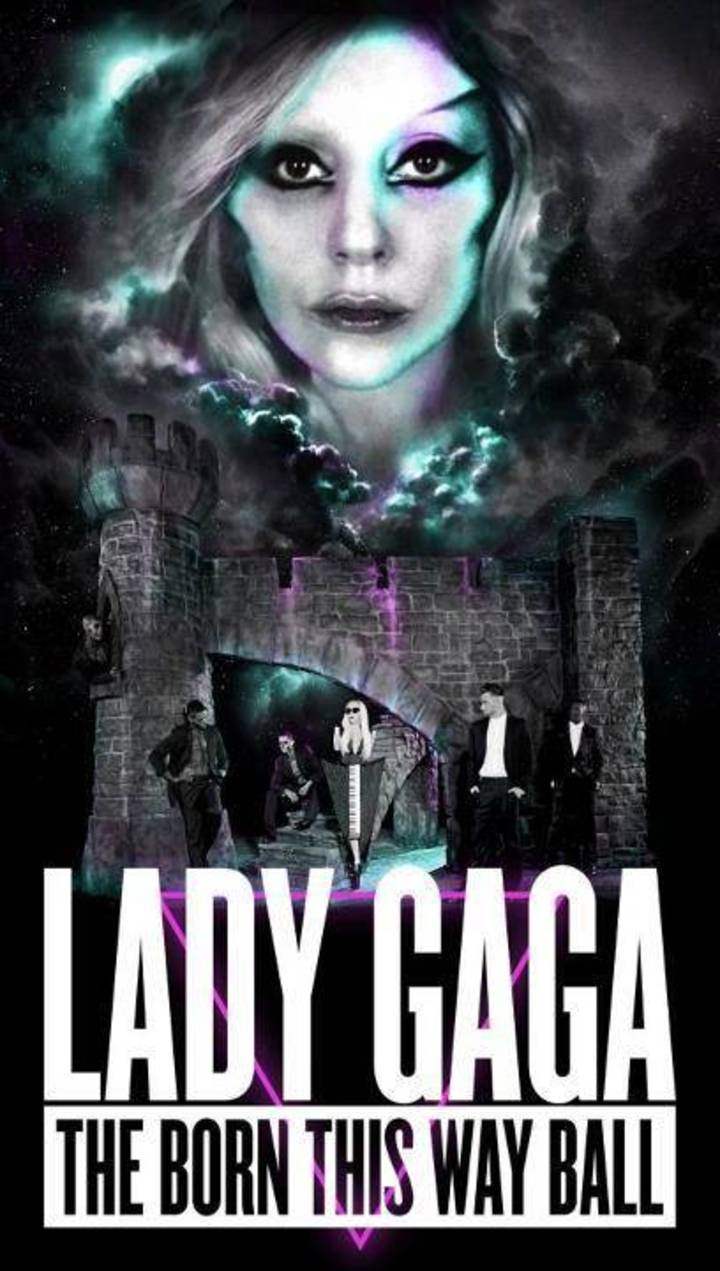 Lady Gaga - The Greatest Artist Tour Dates