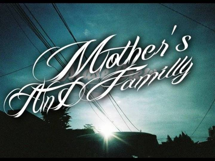 (⋋⋌) Mother's And Familly Tour Dates