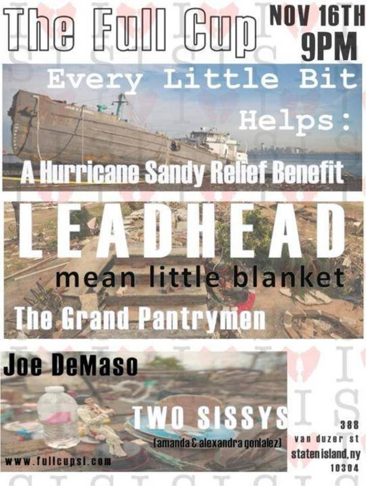 Leadhead Tour Dates