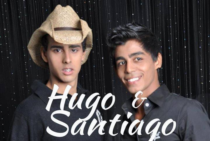 Hugo & Santiago Official Tour Dates