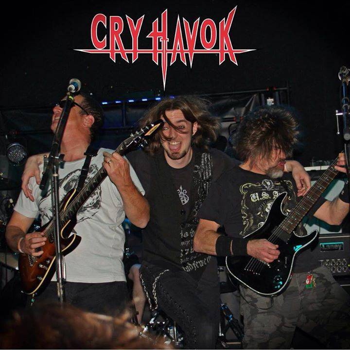 Cry Havok Tour Dates