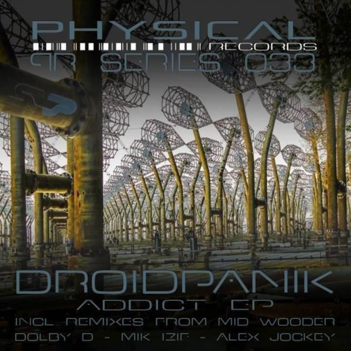 Droidpanik Tour Dates