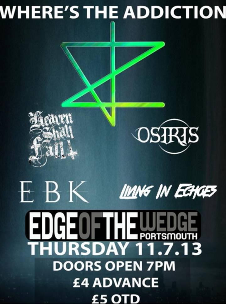 Broken We Stand Tour Dates