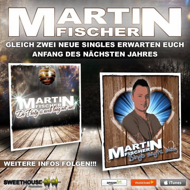 Martin Fischer Tour Dates