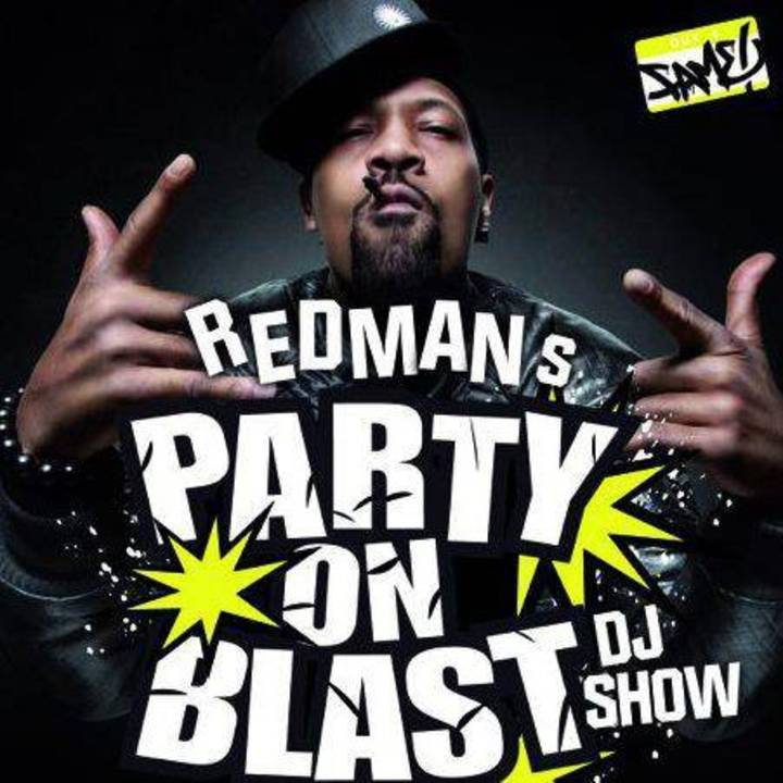 REDMAN's P.O.B. - PARTY ON BLAST Tour Dates