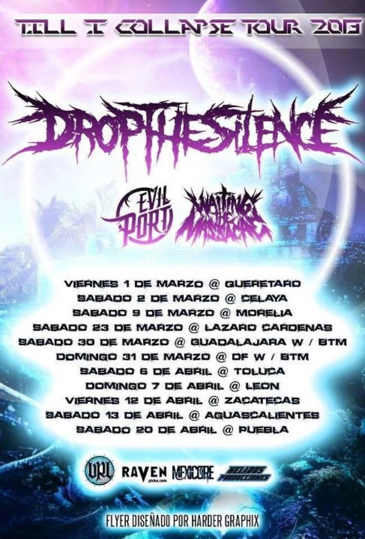 Waiting The Massacre Tour Dates