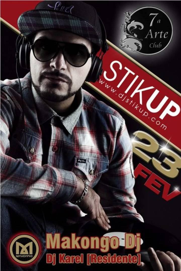 STikUp Tour Dates