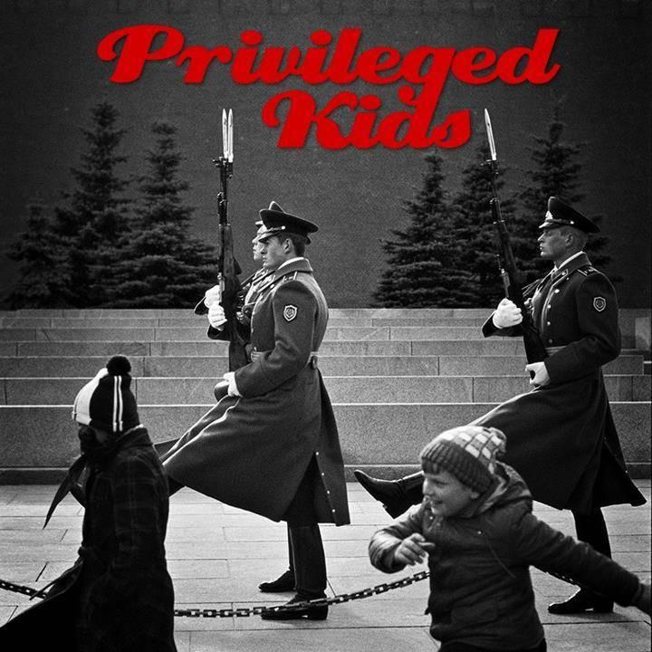 Privileged Kids Tour Dates