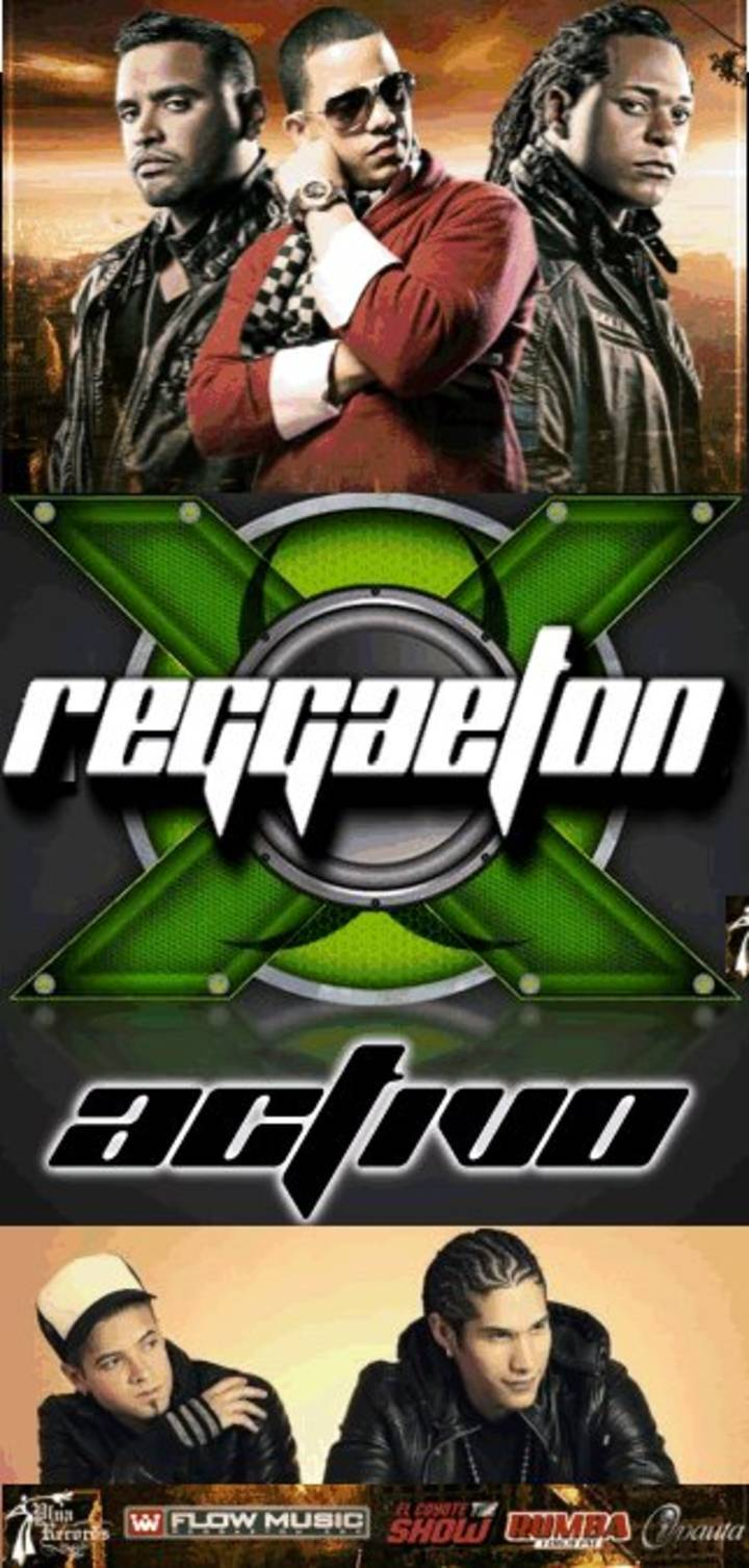 Reggaeton activo Tour Dates