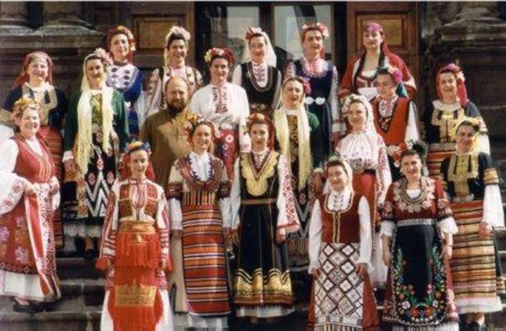 The Bulgarian Voices Angelite Tour Dates