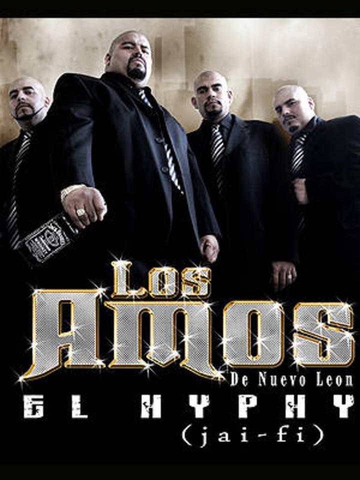 Los Amos De Nuevo Leon Tour Dates