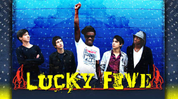 LUCKY FIVE @ Tremont Music Hall - Charlotte, NC