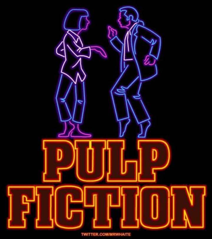 Pulp Friction Tour Dates