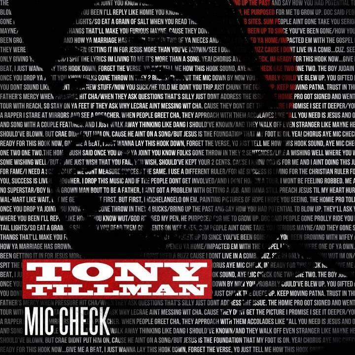 Tony Tillman R.M.G Tour Dates