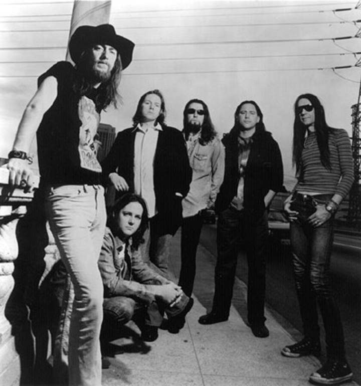 The Black Crowes @ Global Event Center at WinStar World Casino and Resort - Thackerville, OK