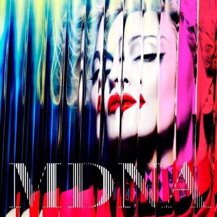 MDNA Tour Dates