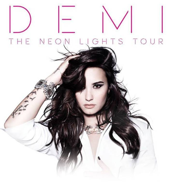 Demi Lovato † Tour Dates